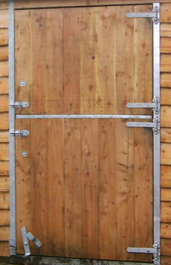 4ft Lower and Upper Stable Doors.